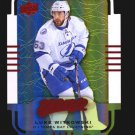 2015-16 MVP Hockey Colours and Contours #177  Luke Witkowski  Teal Level 3  RC