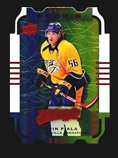 2015-16 MVP Hockey Colours and Contours #189  Kevin Fiala  Teal Level 3  RC