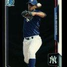 2015 Bowman Baseball  Chrome Prospect  #BCP125  Luis Severino