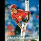 2015 Topps Baseball Stadium Club  GOLD Foil  #207  Doug Fister