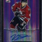 2014-15 ITG Leaf Metal Hockey Autograph  Purple  BA-VD1  Vince Dunn  15/15