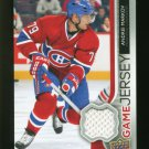 2014-15 Upper Deck Hockey Series 1 Game Jersey  #GJ-AM  Andrei Markov