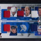 ITG Superlative Vault Ruby 1/1 Combos Modano Leetch Hull Richter Chelios  SC-38