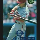 1995 Fleer Ultra Baseball  Gold Medallion Edition  #207  Mickey Morandini