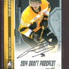 2014 ITG Hockey Draft Prospects AUTOGRAPH  Roland McKeown  #A-RMC1