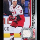2014-15 Upper Deck Hockey Series 2  Game Jersey  #GJ-RB  Rod Brind'Amour