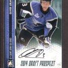 2014 ITG Hockey Draft Prospects AUTOGRAPH  Olivier Leblanc  #A-OL1