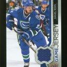 2014-15 Upper Deck Hockey Series 1 Game Jersey  #GJ-SE  Daniel Sedin