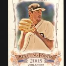 2015 Topps Allen & Ginter Starting Points  #SP-31  Justin Verlander