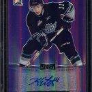 2014-15 ITG Leaf Metal Hockey Autograph  Purple  BA-KE1  Kaden Elder  15/15
