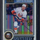 2014-15 OPC O-Pee-Chee Platinum  White Ice  #192  Griffin Reinhart  108/199  RC