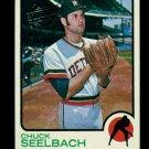 2015 Topps Baseball Archives  1973 Original Buyback  #51  Chuck Seelbach