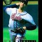 1995 Fleer Ultra Baseball  Gold Medallion Edition  #133  John Smoltz