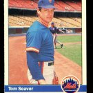 1984 Fleer Baseball  #595  Tom Seaver  NY Mets