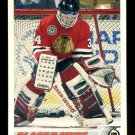 1991-92 Upper Deck Hockey  French  #335  Dominik Hasek  RC