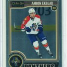 2014-15 OPC O-Pee-Chee Hockey Platinum Base  #158  Aaron Ekblad  RC