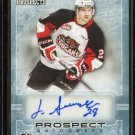 2014-15 ITG Leaf Heroes & Prospects AUTOGRAPH  #42  Josh Anderson  80/80