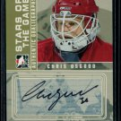 2008-09 ITG BTP Between the Pipes Autograph  A-CO  Chris Osgood  SP