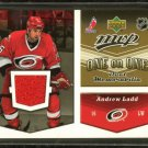 2006-07 Upper Deck MVP One on One Jerseys #OJ-LF  Andrew Ladd  Tomas Fleischmann
