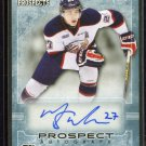 2014-15 ITG Leaf Heroes & Prospects AUTOGRAPH  #63  Mitchell Stephens  42/80