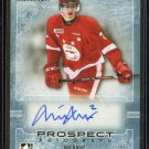 2014-15 ITG Leaf Heroes & Prospects AUTOGRAPH  #60  Medric Mercier  47/80