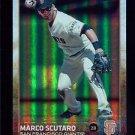 2015 Topps Baseball Series 2  Rainbow Foil Parallel  #394  Marco Scutaro