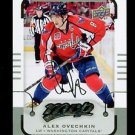2015-16 MVP Hockey  Silver Script Parallel SP  #130  Alex Ovechkin