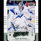 2015-16 MVP Hockey  Silver Script Parallel  #85  Ben Bishop