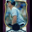 2015 Topps Baseball Series 2  1st Home Run Insert #FHR-17  Mark McGwire
