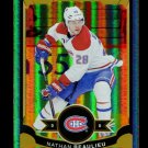 2015-16 OPC O-Pee-Chee Hockey  Rainbow Foil  #56  Nathan Beaulieu