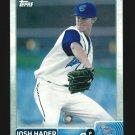 2015 Topps Baseball Pro Debut  #3  Josh Hader
