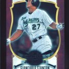 2015 Topps Baseball Series 2  1st Home Run Insert #FHR-11  Giancarlo Stanton