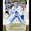 2015-16 Upper Deck MVP Hockey  High Number  SP  #147  Jonathan Bernier