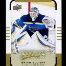 2015-16 Upper Deck MVP Hockey  High Number  SP  #124  Brian Elliott