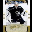 2015-16 Upper Deck MVP Hockey  High Number  #107  Jonathan Quick  SP