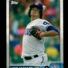 2015 Topps Baseball Pro Debut  #173  Luke Jackson