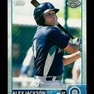 2015 Topps Baseball Pro Debut  #25  Alex Jackson