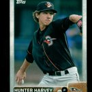 2015 Topps Baseball Pro Debut  #197  Hunter Harvey