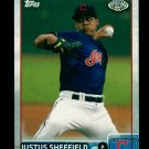 2015 Topps Baseball Pro Debut  #186  Justus Sheffield