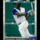 2015 Topps Baseball Pro Debut  #182  Courtney Hawkins