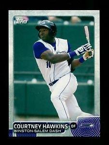2015 Topps Baseball Pro Debut  #182  Courtney Hawkins