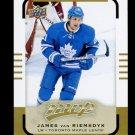 2015-16 Upper Deck MVP Hockey  High Number  SP  #137  James van Riemsdyk