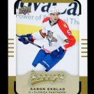 2015-16 Upper Deck MVP Hockey  High Number  SP  #122  Aaron Ekblad