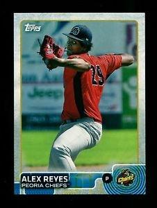 2015 Topps Baseball Pro Debut  #195  Alex Reyes