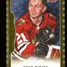2014-15 Upper Deck Masterpieces Short Print  SP  #140  Stan Mikita