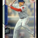 2015 Bowman Baseball  Base card  #81  Xander Bogaerts