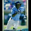 2015 Topps Baseball Pro Debut  #19  Raul Mondesi