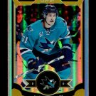 2015-16 OPC O-Pee-Chee Hockey  Rainbow Foil  #212  Justin Braun