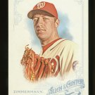 2015 Topps Allen & Ginter High Number SP  #344  Jordan Zimmerman