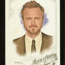 2015 Topps Allen & Ginter High Number SP  #347  Aaron Paul